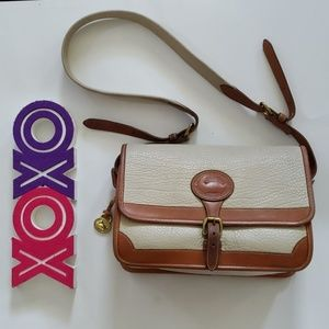 DOONEY &BOURKE all weather leather flap bag